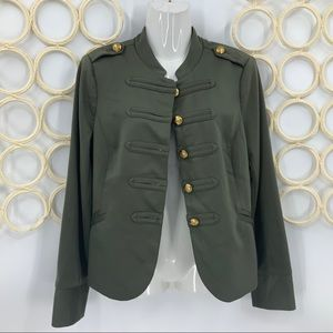 Military army green style the limited jacket